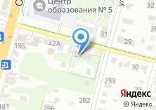 Компания «Отдел полиции Зареченский» на карте