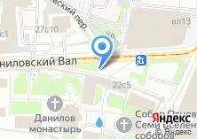 Компания «Даниловская Лавка» на карте