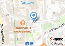 Компания «Музей радиотеатра» на карте