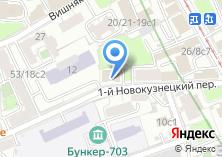 Компания «Феост» на карте