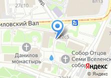 Компания «Храм Симеона Столпника в Даниловском монастыре» на карте