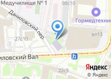 Компания «Звезда Вифлеема» на карте
