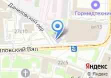 Компания «Даниловцы» на карте