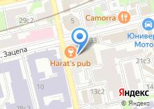 Компания «Триас» на карте