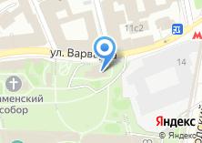 Компания «Храм Георгия Победоносца на Псковской горке» на карте