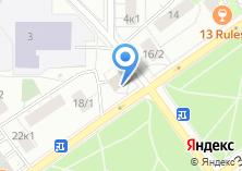 Компания «БусАвто» на карте