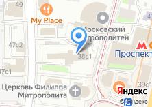 Компания «Центр военно-патриотического и гражданского воспитания» на карте