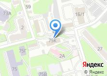 Компания «Центр инжекторных автомобилей» на карте
