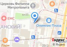 Компания «ГУД ФЛАЙТ» на карте