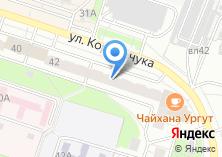 Компания «Avtokovrika.net» на карте
