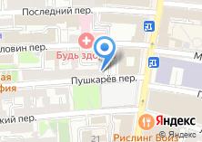 Компания «Московский академический театр им. В. Маяковского» на карте