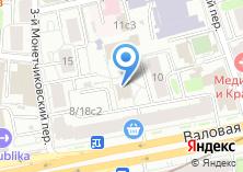 Компания «Винная азбука» на карте