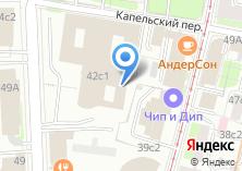 Компания «Министерство энергетики РФ» на карте