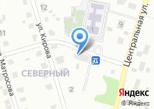Компания «Магазин продуктов №277» на карте