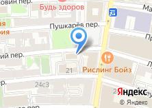 Компания «ИВ» на карте