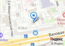 Компания «AnvarOchilov» на карте