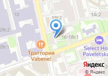 Компания «Стоматология на Строченовском» на карте