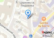 Компания «MOSCOWNAILS» на карте