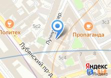 Компания «РОПЦ» на карте