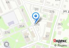 Компания «Автоцентр ГАЗ-Тула» на карте