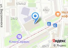 Компания «ТНТ-Телесеть» на карте