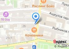 Компания «Рубес-тур» на карте