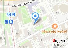Компания «Представительство Республики Адыгея при Президенте РФ» на карте