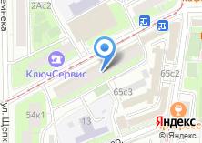 Компания «101flora.ru» на карте