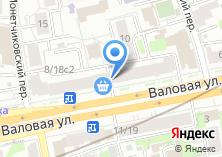 Компания «Ремонтная мастерская на Валовой» на карте