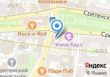 Компания «HTC» на карте