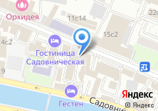 Компания «Авангард-Гарант» на карте