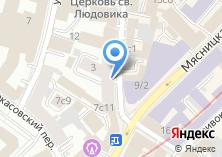 Компания «НикМаркет» на карте