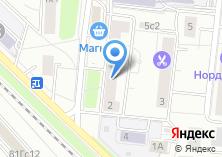 Компания «Шкатулочка» на карте