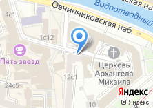 Компания «Зарубежцветмет» на карте