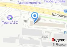 Компания «Адгейзер» на карте