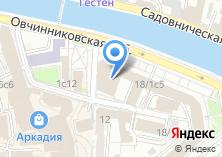 Компания «Высшие курсы иностранных языков» на карте