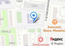 Компания «Средняя общеобразовательная школа №978» на карте