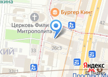 Компания «Терра мода» на карте