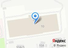 Компания «OROKS» на карте