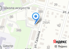 Компания «Смирнов-Бэттериз» на карте