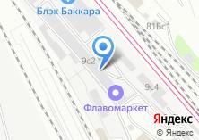 Компания «Black Baccara» на карте