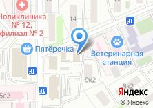 Компания «Сатро-паладин» на карте