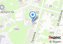 Компания «Моё жильё» на карте