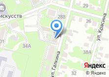 Компания «Геостандарт-Тула» на карте