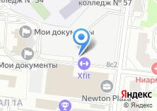 Компания «NEXA AUTOCOLOR» на карте