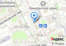 Компания «Масложировой Союз России» на карте