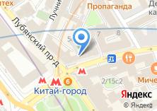 Компания «Московские Огни-Мегапир» на карте