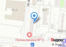 Компания «Зубр К» на карте
