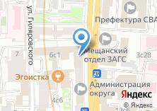 Компания «Линзбокс» на карте