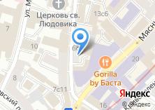 Компания «Студия трейлеров» на карте
